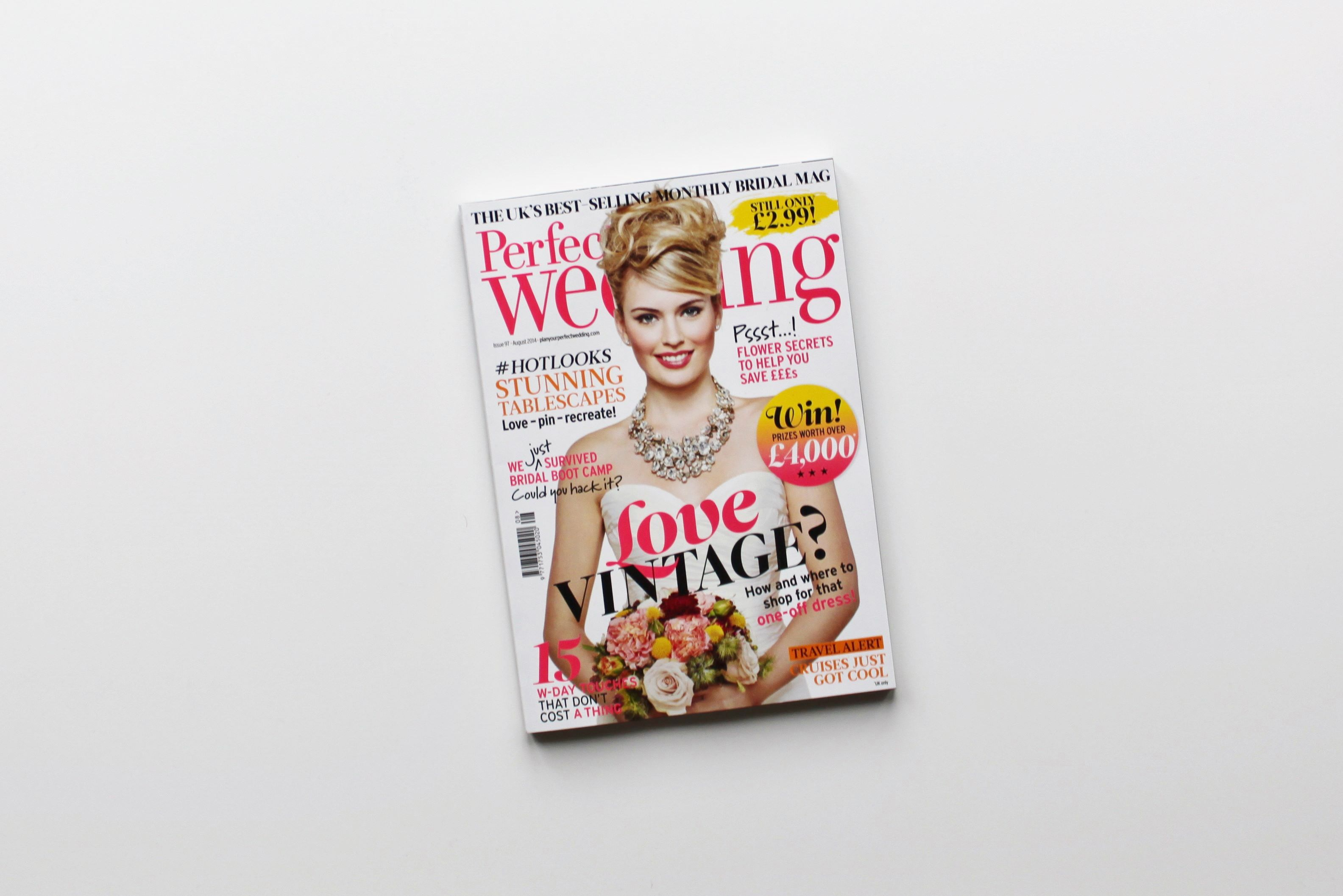 Featured // Perfect Wedding Magazine
