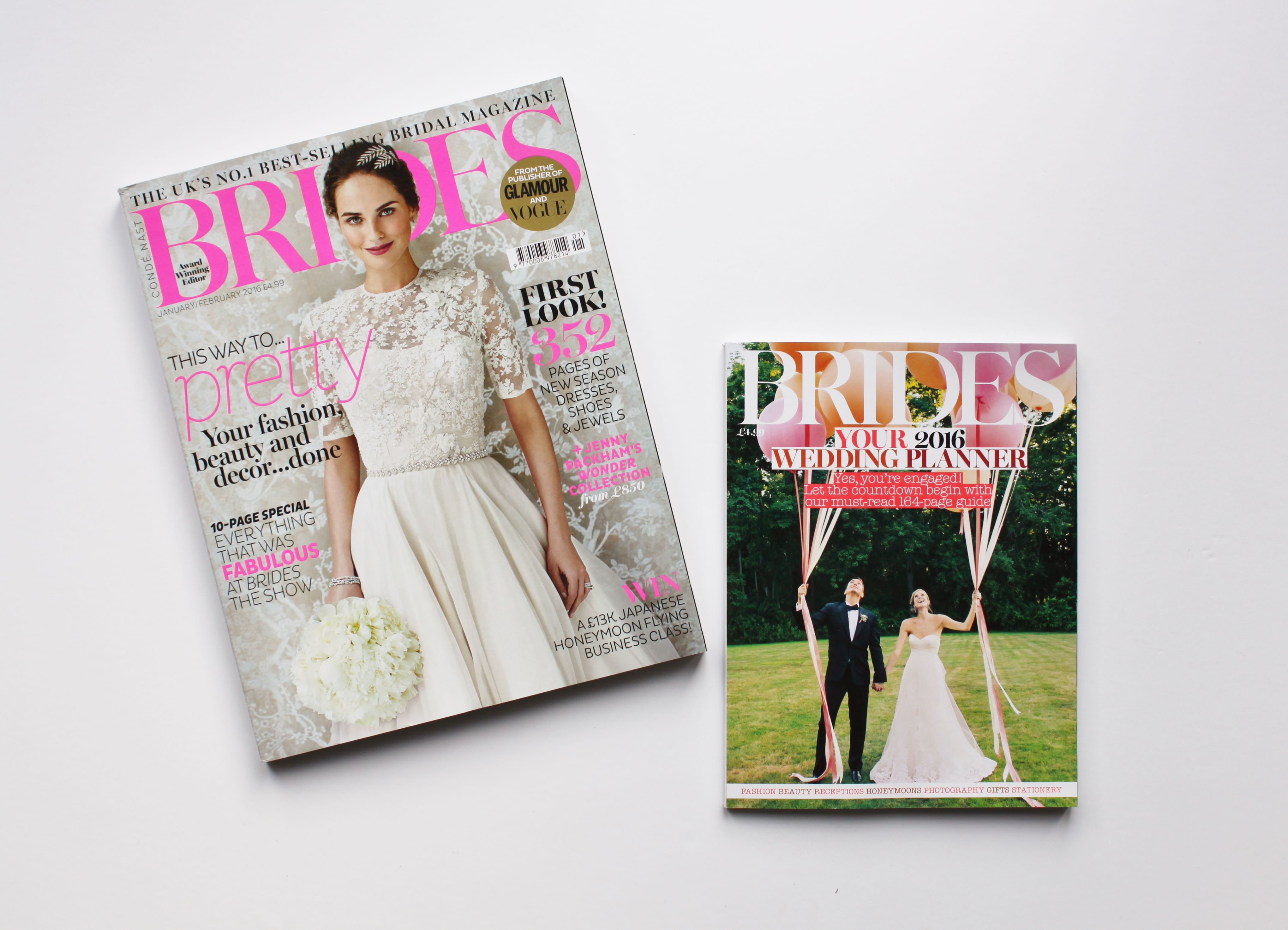 Featured // Brides Magazine